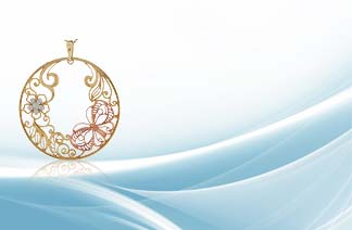 Filigree Pendants