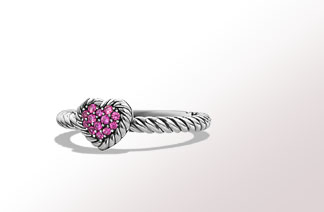 Heart Collection Rings